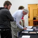 People sign petition calling for an end to organ harvesting after watching the documentary.
