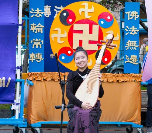 Inspired performances in Chinatown