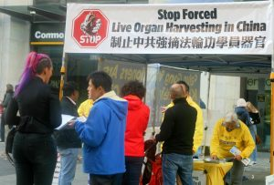 Many people learned about the persecution and signed a petition condemning it.