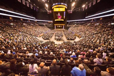 The 2016 New York Falun Dafa Experience Sharing Conference