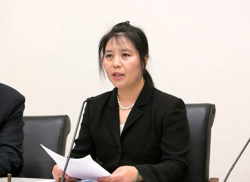 Ms. Ma Chunmei