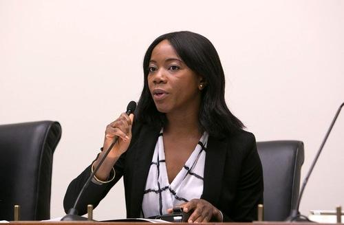 Ms. Abiola Afolayan, representative for Congresswoman Sheila Jackson Lee.