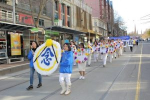 Pictures of Falun Gong practitioners who lost their lives in the persecution.