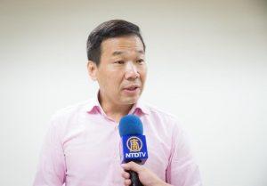 Chong Hsiao-ping, Taipei Councilor.