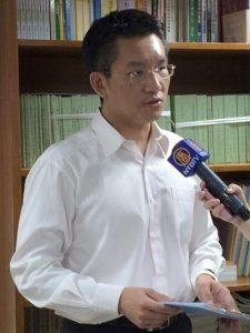 Tong Chong-yan, Taipei Councilor.