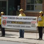 Falun Gong National Car Tour - Australia