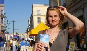 Ivona, a resident of Warsaw, Poland first heard about Falun Gong almost 20 years ago.