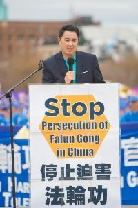Zhang Erping calls upon people of justice to help stop the persecution.