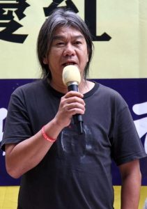 Leung Kwok-Hung, a member of the Legislative Council, condemned the 17-year-long persecution of Falun Gong. He pointed out that the state-sanctioned organ harvesting is anti-humanity and that it's the Communist Party that is actually a cult.