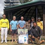 Community leader supports the practice site at Gold Coast, Queensland
