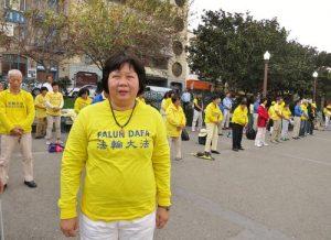 Ms. Lin Yinxue.