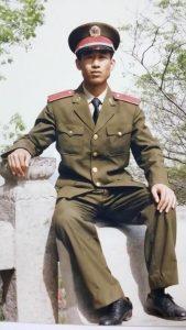 Mr. Bai He.