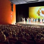Shen Yun performance at the Grand Theatre de Provence in Aix-En-Provence, France on March 17.