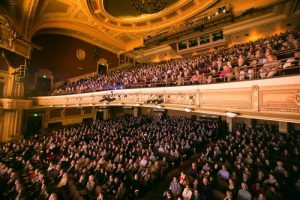 Shen Yun's Touring Company at the Hippodrome Theatre in Baltimore on February 18.