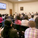 Forum in the Rayburn Office Building on the April 25, 1999 peaceful appeal in Beijing by Falun Gong practitioners.