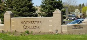 Rochester College, Rochester Hills, Michigan.