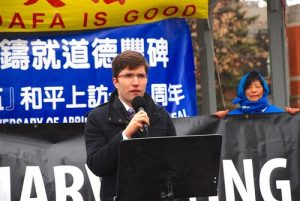 Garnett Genuis, MP, said numerous evidences have shown that a large number of practitioners had become victims of forced organ harvesting in China.