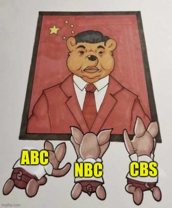 ABC kowtow to CCP