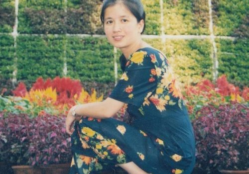 Ms. Xu Chensheng, 47, who was arrested on May 16, 2012.